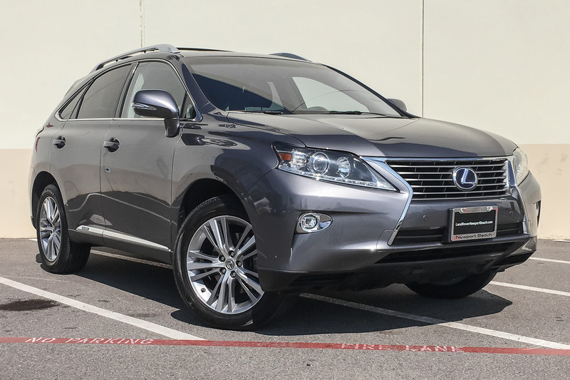 Pre Owned 2015 Lexus RX 450h