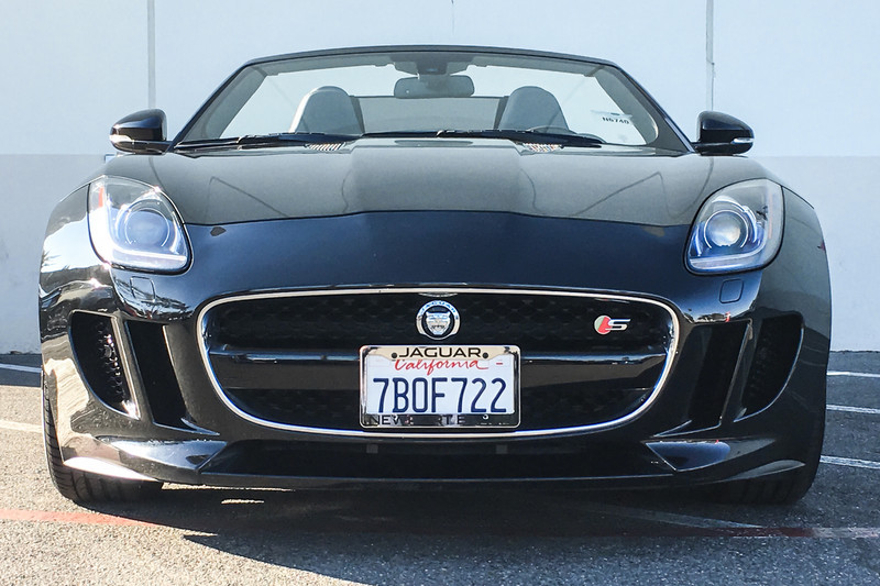 Pre Owned 2014 Jaguar F TYPE V6 S