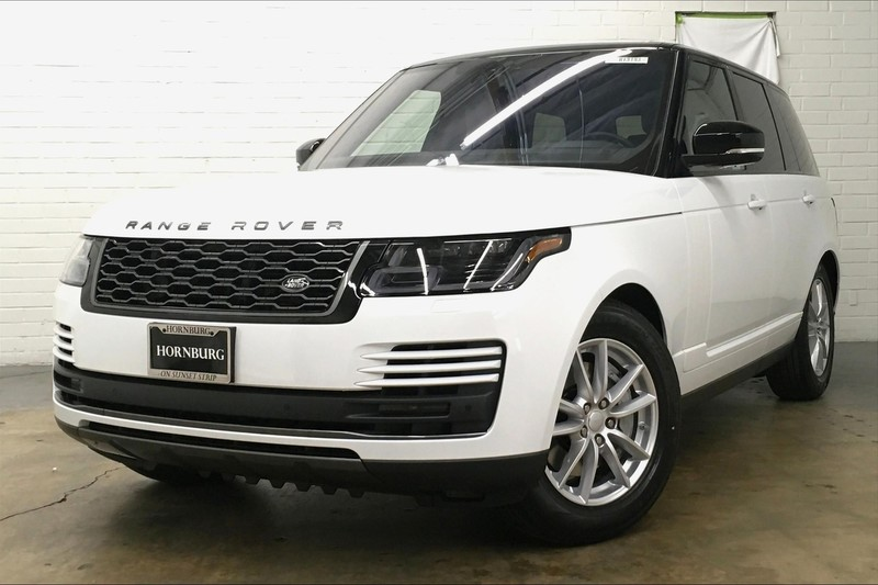 New 2020 Land Rover Range Rover SWB