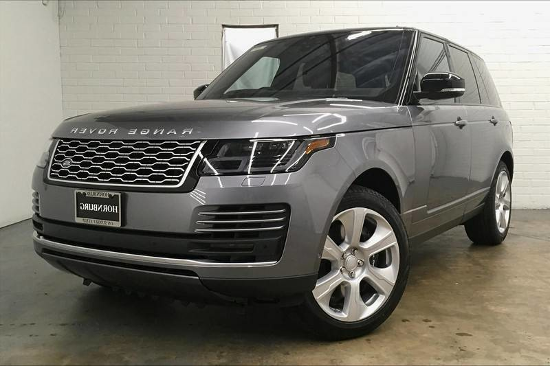 Hornburg Land Rover >> New 2020 Land Rover Range Rover P525 Hse Four Wheel Drive Sport Utility