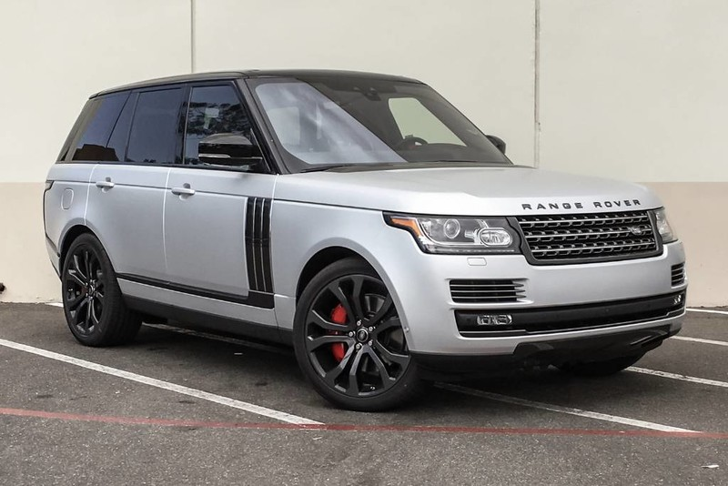 new 2017 land rover range rover sv autobiography dynamic sport utility in santa monica 171058. Black Bedroom Furniture Sets. Home Design Ideas