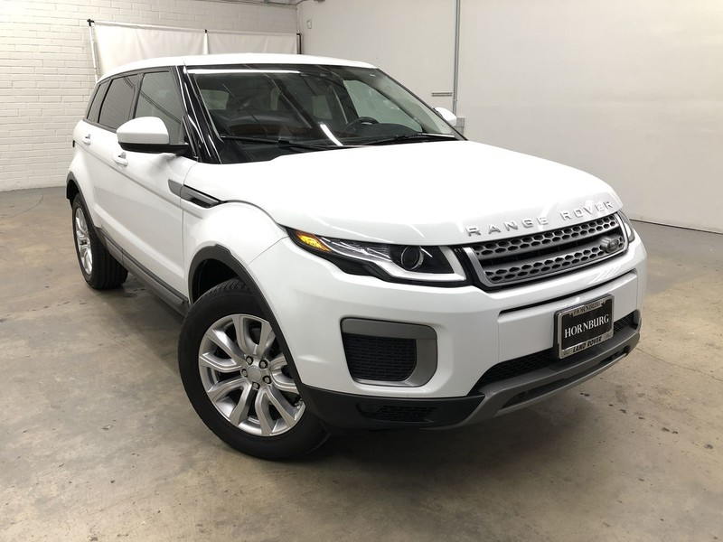Certified Pre Owned 2016 Land Rover Range Evoque Se
