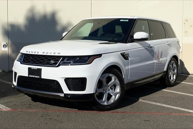 Hornburg Land Rover >> New 2020 Land Rover Range Rover Sport Hse With Navigation