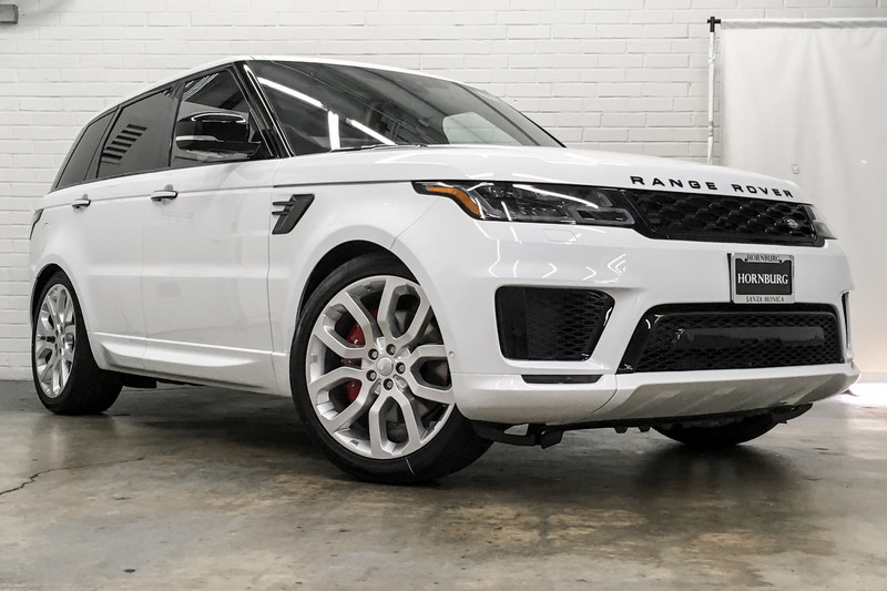 New 2019 Land Rover Range Rover Sport Autobiography