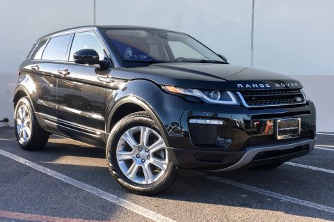 Certified Pre-Owned 2016 Land Rover Range Rover Evoque SE Premium