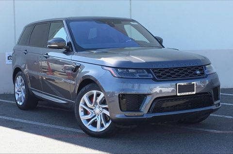 New 2019 Land Rover Range Rover Sport Dynamic